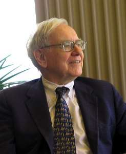 Stock Guru, Warren Buffet